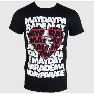 metál póló férfi Mayday Parade - Heart - PLASTIC HEAD, PLASTIC HEAD, Mayday Parade