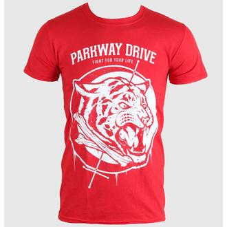 metál póló férfi Parkway Drive - Tiger Bones - PLASTIC HEAD, PLASTIC HEAD, Parkway Drive