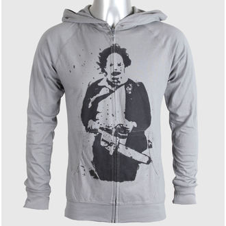 kapucnis pulóver férfi Texas Chainsaw Massacre - Leatherface - PLASTIC HEAD