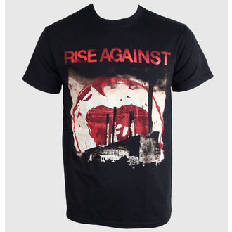 metál póló férfi Rise Against - Smoke Stacks - PLASTIC HEAD, PLASTIC HEAD, Rise Against