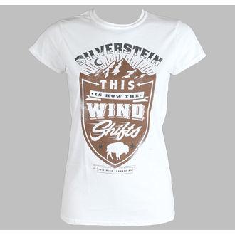 metál póló női Silverstein - Crestl - PLASTIC HEAD, PLASTIC HEAD, Silverstein