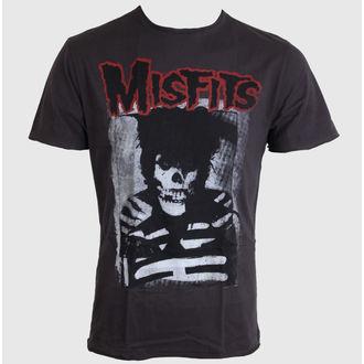 metál póló férfi Misfits - AMPLIFIED - AMPLIFIED, AMPLIFIED, Misfits