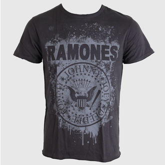 metál póló férfi Ramones - Grafitti - AMPLIFIED, AMPLIFIED, Ramones