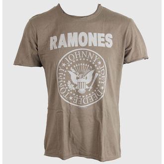 metál póló férfi Ramones - Logo - AMPLIFIED 942e136e5a