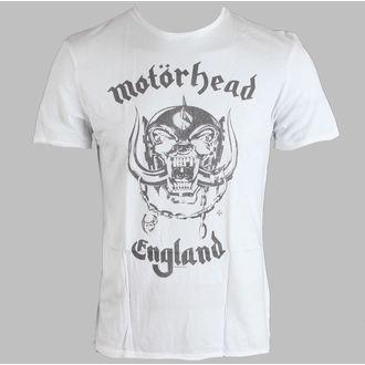 metál póló férfi Motörhead - England Mens - AMPLIFIED, AMPLIFIED, Motörhead
