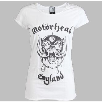 metál póló női Motörhead - England - AMPLIFIED, AMPLIFIED, Motörhead