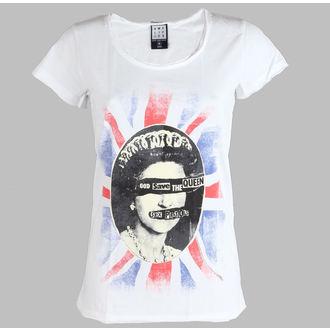 metál póló női Sex Pistols - Queens - AMPLIFIED