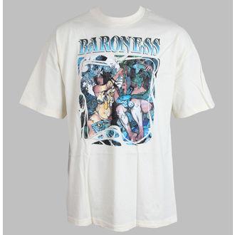 metál póló férfi Baroness - Blue record - RELAPSE, RELAPSE, Baroness
