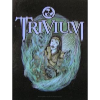 zászló Trivium HFL 810, HEART ROCK, Trivium