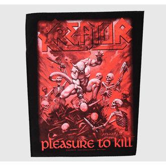 felvarró nagy Kreator - Pleasure To Kill - RAZAMATAZ, RAZAMATAZ, Kreator