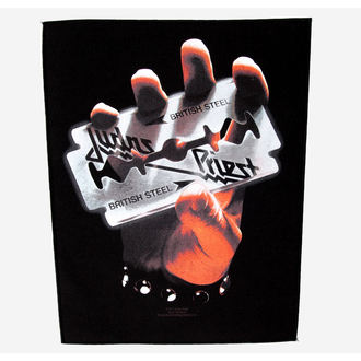felvarró nagy Judas Priest - British Steel - RAZAMATAZ, RAZAMATAZ, Judas Priest