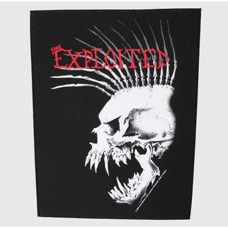 felvarró nagy The Exploited - Bastard Skull - RAZAMATAZ, RAZAMATAZ, Exploited