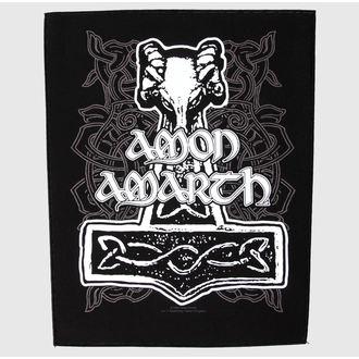 felvarró nagy - Amon Amarth - Hammer - RAZAMATAZ, RAZAMATAZ, Amon Amarth
