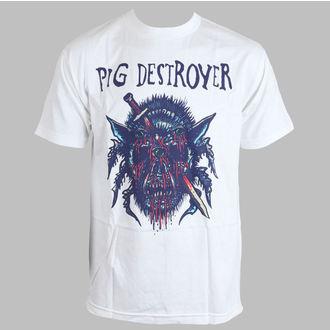 póló férfi Pig Destroyer - Blind (White) - RELAPSE, RELAPSE, Pig Destroyer