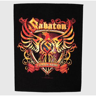 felvarró nagy Sabaton - Coat Of Arms - RAZAMATAZ, RAZAMATAZ, Sabaton