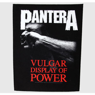 felvarró nagy Pantera - Vulgar Display Of Power - RAZAMATAZ, RAZAMATAZ, Pantera