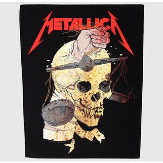 Metallica nagy felvarró - Harvester Of Sorrow - RAZAMATAZ, RAZAMATAZ, Metallica