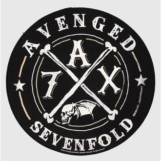 felvarró nagy Avenged Sevenfold - A7X - RAZAMATAZ, RAZAMATAZ, Avenged Sevenfold
