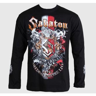 metál póló férfi Sabaton - Black - CARTON, CARTON, Sabaton
