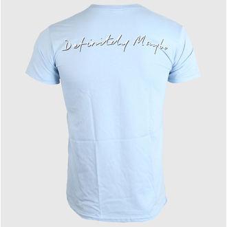 metál póló férfi Oasis - DEFINITELY MAYBE - LIVE NATION, LIVE NATION, Oasis