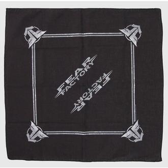 kendő Fear Factory - Logo - RAZAMATAZ, RAZAMATAZ, Fear Factory