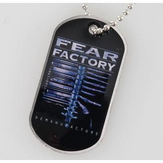 nyakörv (kutya jelvény) Fear Factory - Demanufacture - RAZAMATAZ, RAZAMATAZ, Fear Factory