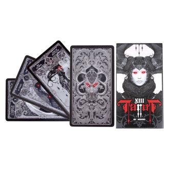 tarot kártyák Nekro, NNM