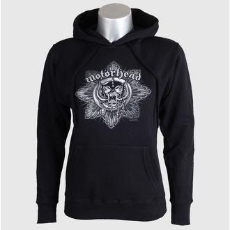 kapucnis pulóver női Motörhead - Pig Badge - ROCK OFF - MHEADHOOD04LB