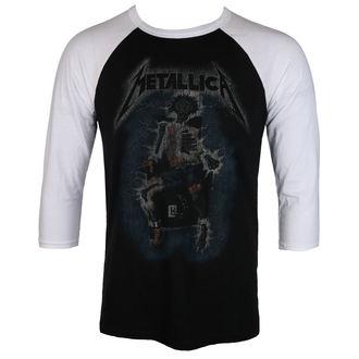 metál póló férfi Metallica - ELECTRIC CHAIR Baseball - NNM, NNM, Metallica