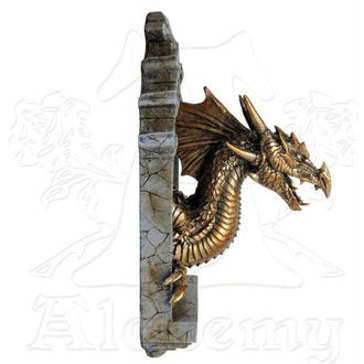 dekoráció ALCHEMY GOTHIC - The Laidly Relic: Wall Plaque, ALCHEMY GOTHIC