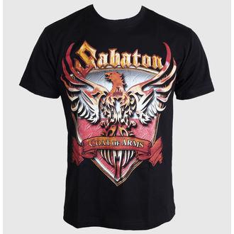 metál póló férfi Sabaton - First To Fight - CARTON, CARTON, Sabaton