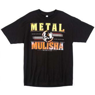 utcai póló férfi - PULSE - METAL MULISHA, METAL MULISHA