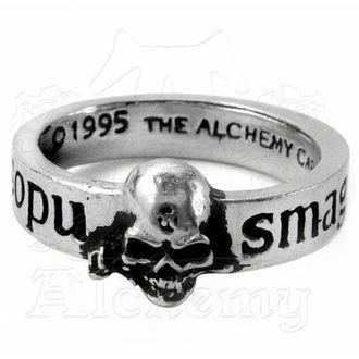 ALCHEMY GOTHIC gyűrű - Great Wish - R36