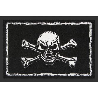 lábtörlő ROCKBITES - Skull And Bones - 100850