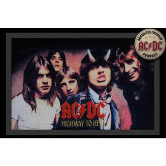 lábtörlő AC / DC - Fotomatte Higway Ez ... - ROCKBITES, Rockbites, AC-DC