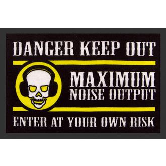 lábtörlő ROCKBITES - Danger Keep Out - 100685