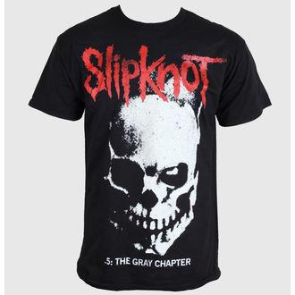 metál póló férfi Slipknot - Skull & Tribal - BRAVADO