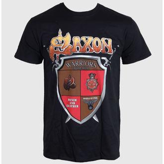 metál póló férfi Saxon - ANNIVERSARY - LIVE NATION, LIVE NATION, Saxon