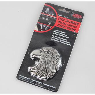 dekoráció ( kocsi) LETHAL THREAT - Eagle Head Emblem (Eagle Csőr Szembenézni Left), LETHAL THREAT