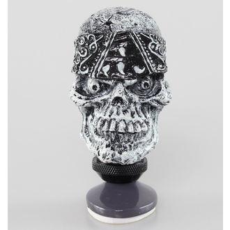 dekoráció ( felszerelés kar fej) LETHAL THREAT - Skull Head Shift Knob, LETHAL THREAT