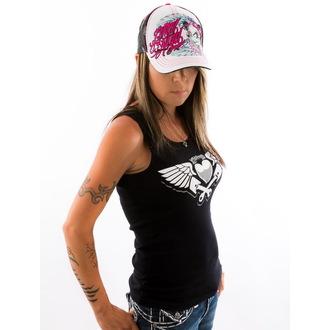 trikó női LETHAL THREAT - Piston Hearth - Black, LETHAL THREAT