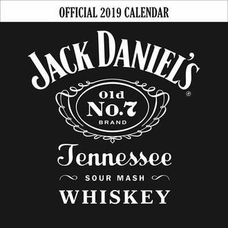 2019 Naptár JACK DANIELS, JACK DANIELS