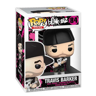 Blink 182 Karikatúra figura - POP! - Travis agresszív ember, POP, Blink 182