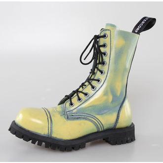 ALTER CORE cipő - 10dírkové - Yellow Ledörzsölődését, ALTERCORE
