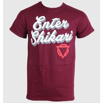 metál póló férfi Enter Shikari - Script - LIVE NATION, LIVE NATION, Enter Shikari
