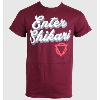 póló férfi Enter Shikari - Script - LIVE NATION, LIVE NATION, Enter Shikari