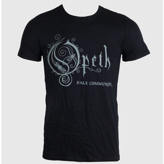 metál póló férfi Opeth - Pale Communication Logo - LIVE NATION, LIVE NATION, Opeth