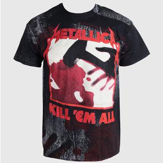 metál póló férfi Metallica - In - LIVE NATION, LIVE NATION, Metallica