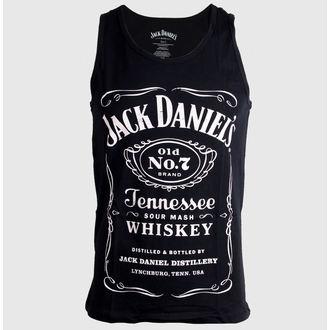 trikó férfi Jack Daniels - Black, JACK DANIELS