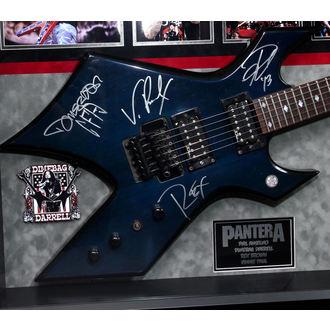 gitár  aláírással Pantera, ANTIQUITIES CALIFORNIA, Pantera